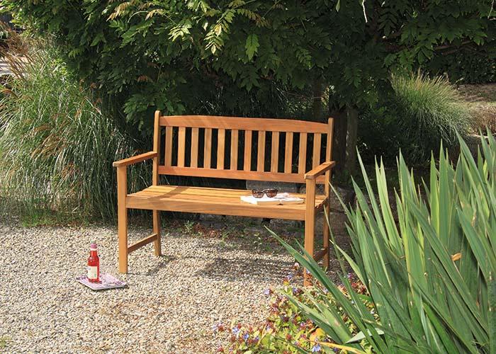 Woody Gartenbank 2 Sitzer