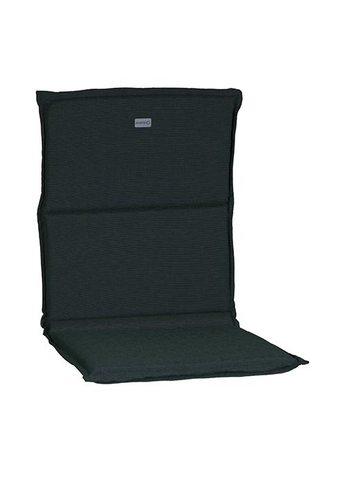 acamp Sesselkissen dunkelgrün meliert Model-A 100 x 45 x 4 cm