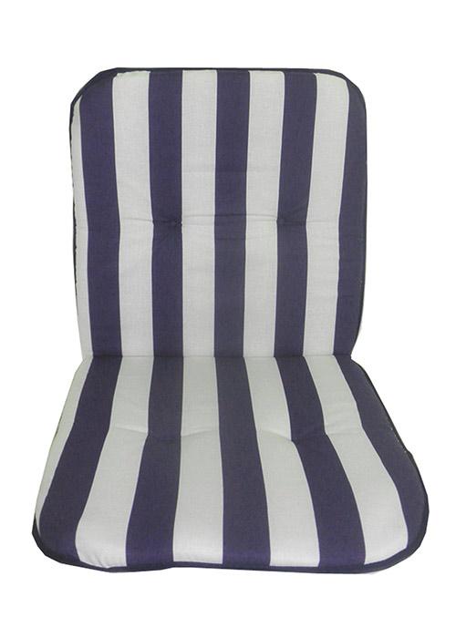 beo Auflage für Monoblock für Stühle mit niedriger Lehne