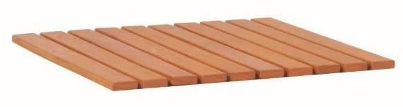 56784 acamp weekend ET Holztischplatte 64x70 cm